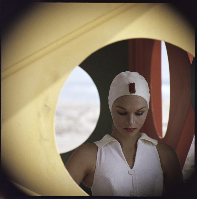 Jeweled Cap, Malibu, California, 1958