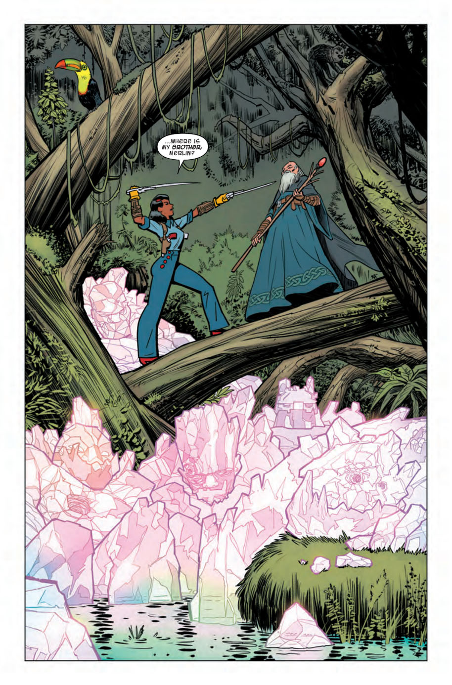 Doctor Strange and the Sorcerers Supreme 4 page 2