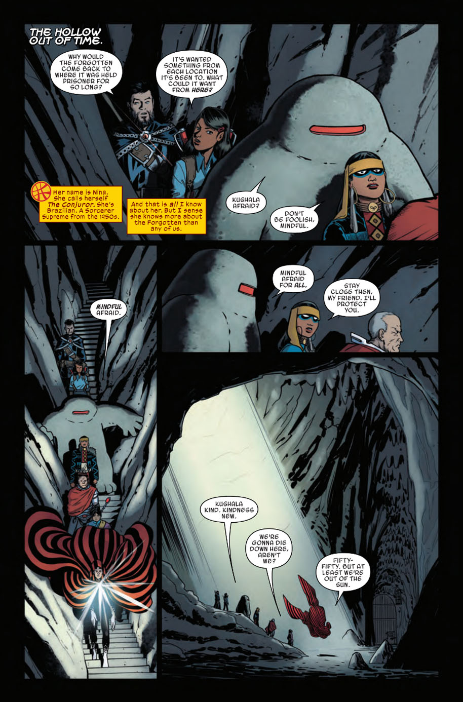 Doctor Strange and the Sorcerers Supreme 4 page 3