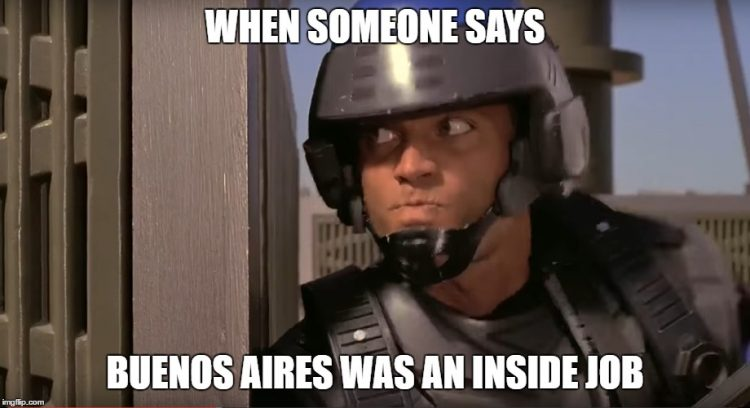 Starship Troopers great memes