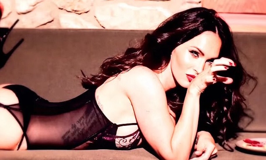 Megan Fox Is Back And She Looks Smoking Hot In New