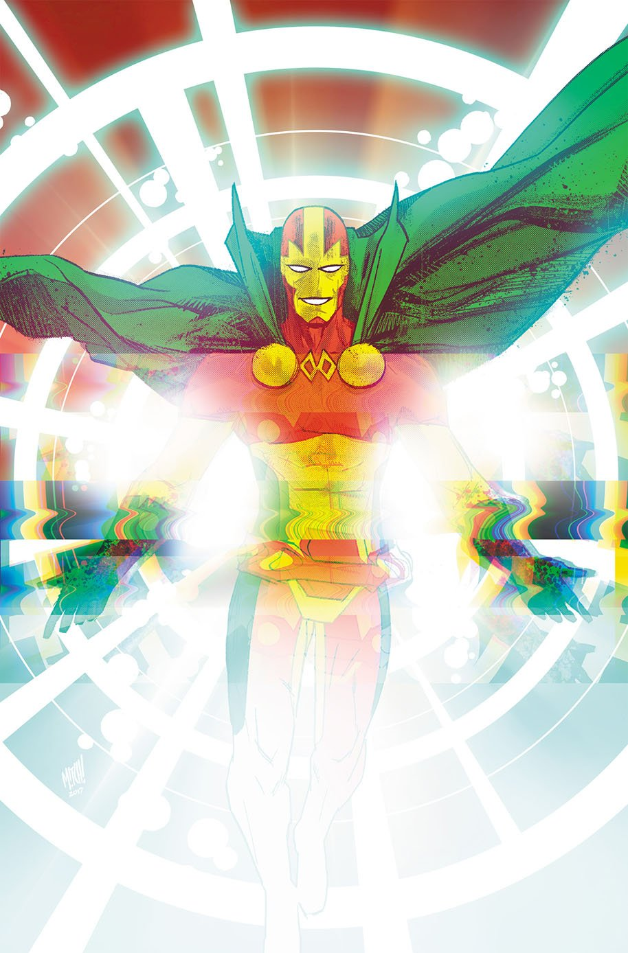 Mister Miracle 1 cover