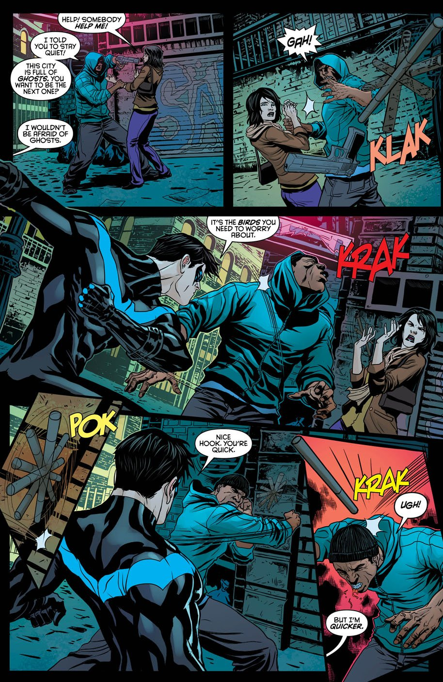 Nightwing 21 page 2