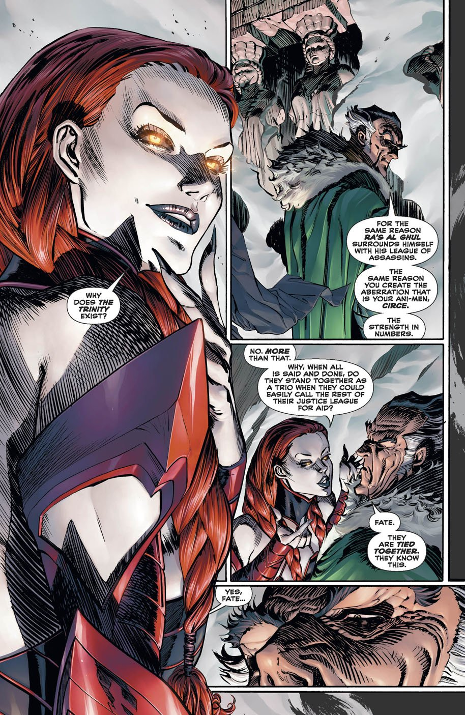 Trinity Annual 1 page 1