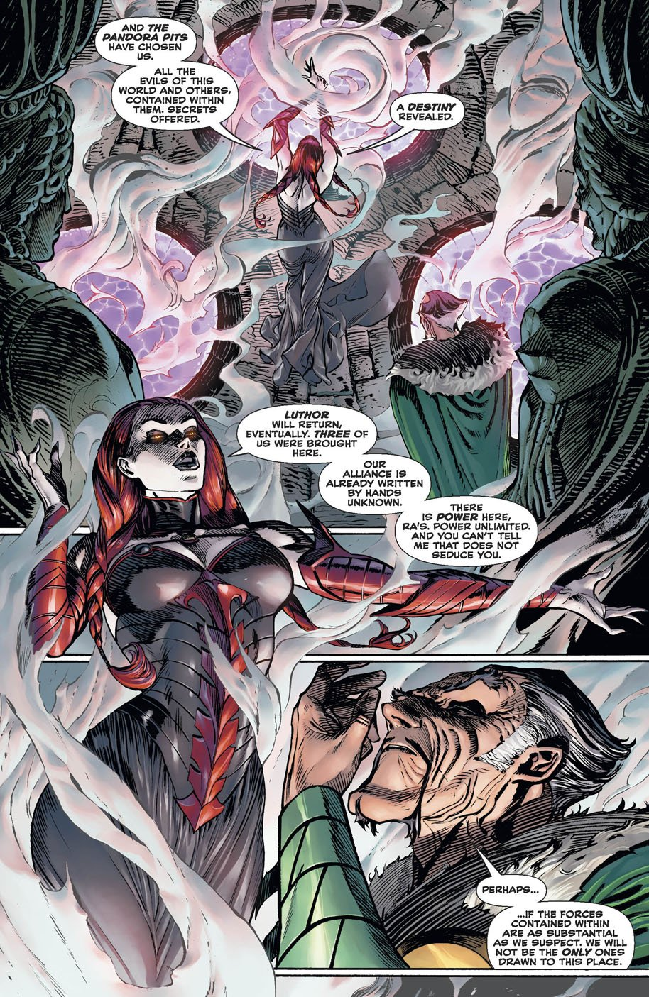 Trinity Annual 1 page 5