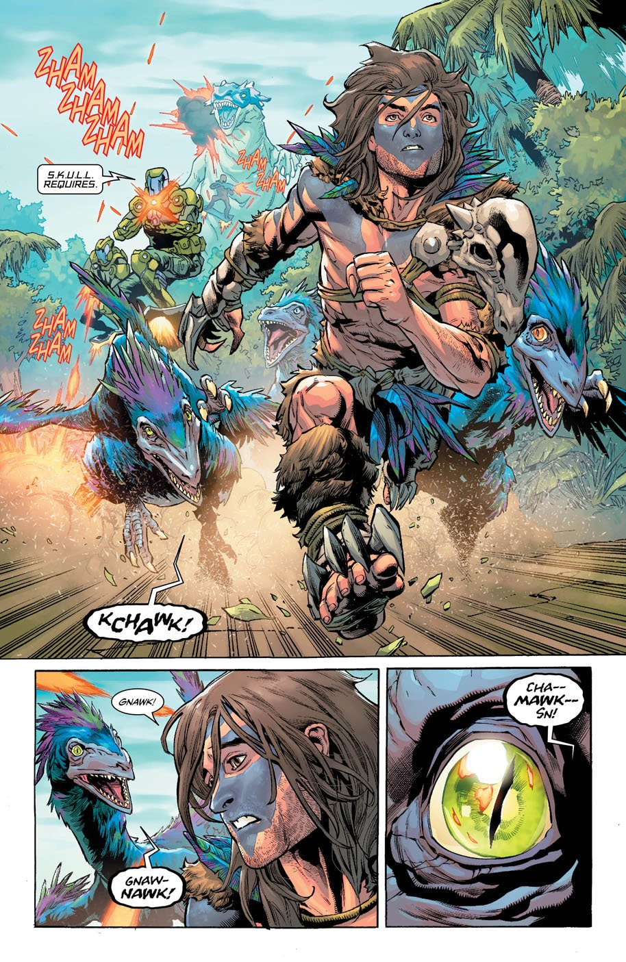 Justice League of America 8 page 2