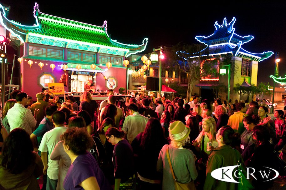 KCRW Presents : Chinatown Summer Nights - Photographs by Paul R. Giunta