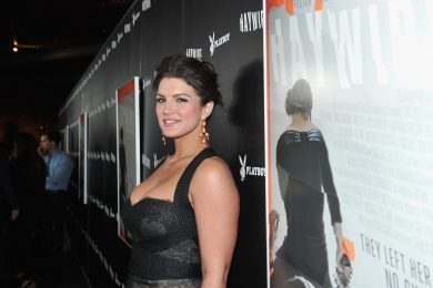 Gina Carano sexy photos