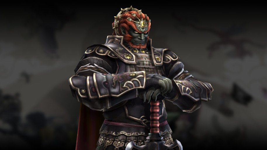 The-Legend-of-Zelda-Ganondorf