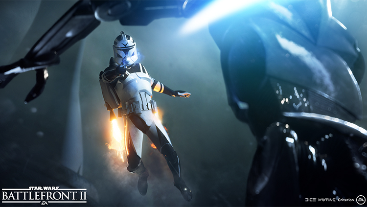Star Wars Battlefront II Developer Response Loot Boxes Overpowered Classes More