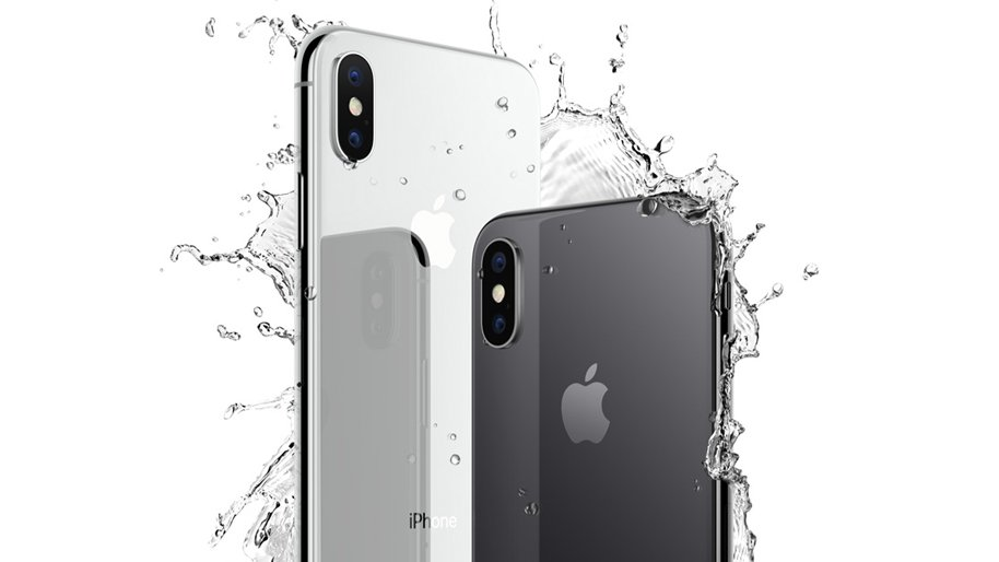 iphone wet