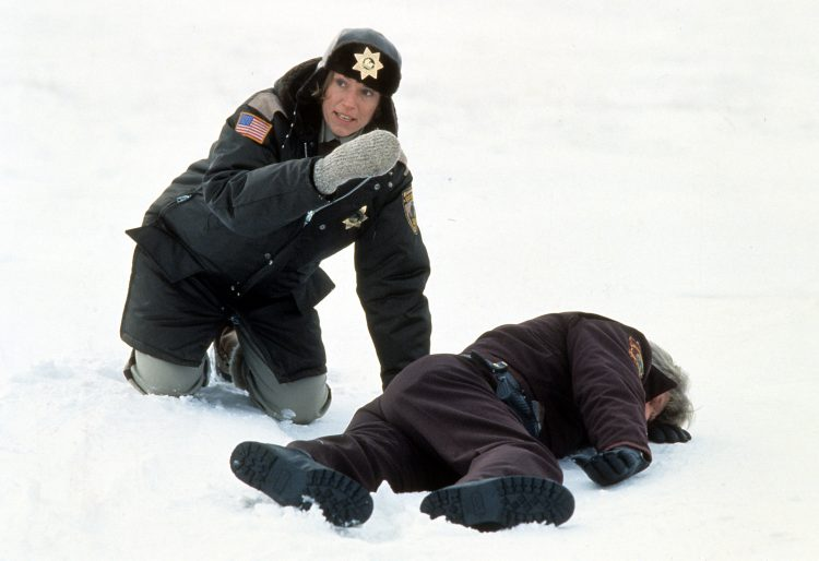 Winter themed movies - Fargo
