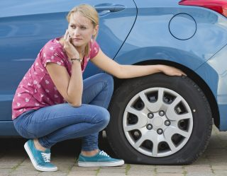 Study Reveals Millennials Still Don't Know How To Change A Tire