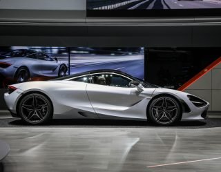 Teen Takes Sister's McLaren 720S, Quickly Crashes It