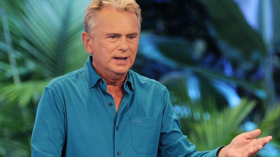 Pat Sajak, wheel of fortune