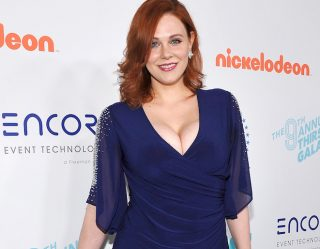 Former 'Boy Meets World' Star Maitland Ward Finds New Way To Keep Your Eyes Glued To The Screen