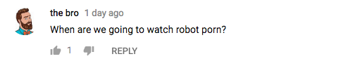 altas robot comments
