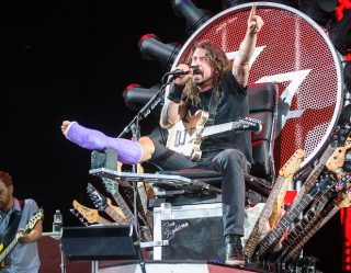 Foo Fighters Prank Swedish Crowd By Having Fake Dave Grohl Fall Off Stage