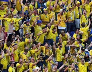 Swedish Fans Drink Russian Town Dry After World Cup Win