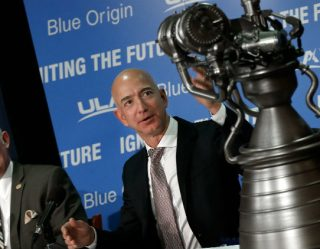 So, A Trip To Space On Blue Origin Will Cost You $200,000