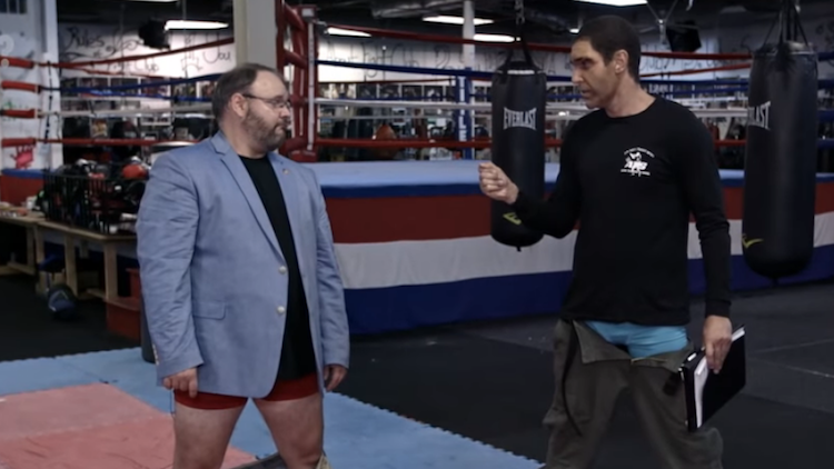 sacha baron cohen, who is america