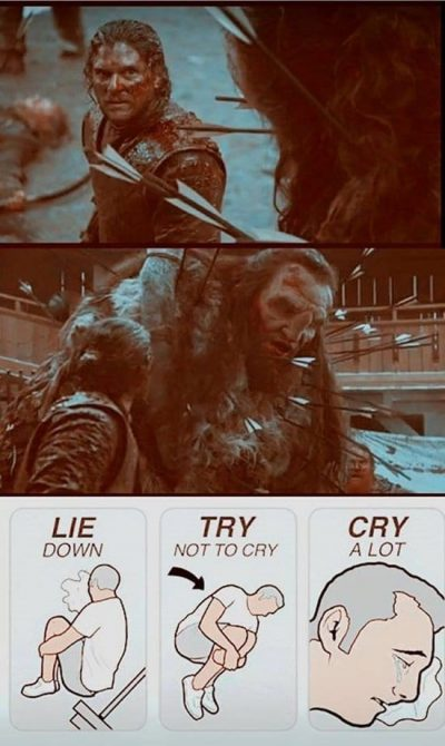 Try not to cry memes are the best