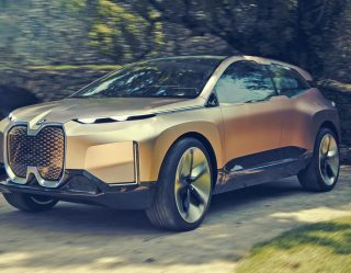 BMW Vision iNext Concept Is A Look Into The Not-So-Distant Future Of The Car Industry