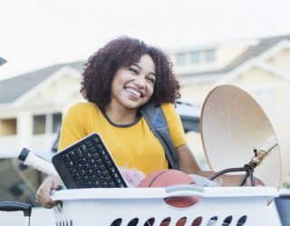 7 Essential Items For Your First Year Of College