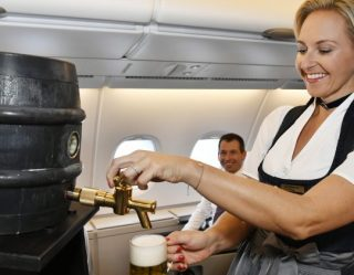Lufthansa To Celebrate Oktoberfest Aboard Select Flights