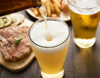 These Beer And Food Pairings Go Beyond Burgers and Wings