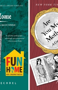 7. Fun Home & Are You My Mother