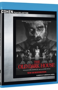 The Old Dark House (Blu-ray)