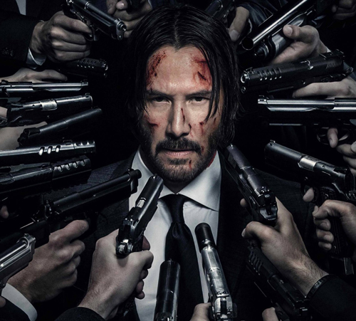 John Wick: Chapter Two (February 10)