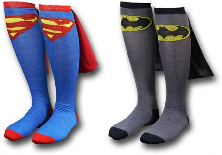 10. SOCKS WITH CAPES