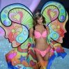 Model Karlie Kloss performs during the 2013 Victoria's Secret Fashion Show