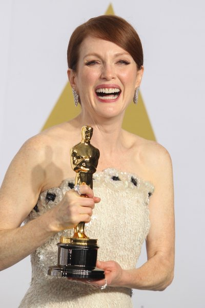 87th Annual Academy Awards - Press Room at The Dolby Theatre Featuring: Julianne Moore Where: Los Angeles, California, United States When: 22 Feb 2015 Credit: FayesVision/WENN.com