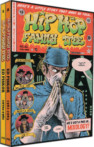 Hip Hop Family Tree Vol 1-2: 1975-1983 Gift Box Set