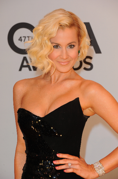 : Musician Kellie Pickler attends the 47th annual CMA Awards at the Bridgestone Arena