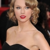 Taylor Swift arrives at the 71st Annual Golden Globe Awards at The Beverly Hilton Hotel