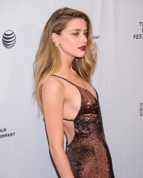 2015 Tribeca Film Festival - 'When I Live My Life Over Again' - Screening Featuring: Amber Heard Where: New York, United States When: 19 Apr 2015 Credit: C.Smith/ WENN.com