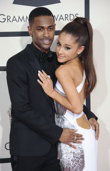 The 57th Annual Grammy Awards arrivals Featuring: Big Sean, Ariana Grande Where: Los Angeles, California, United States When: 09 Feb 2015 Credit: Apega/WENN.com