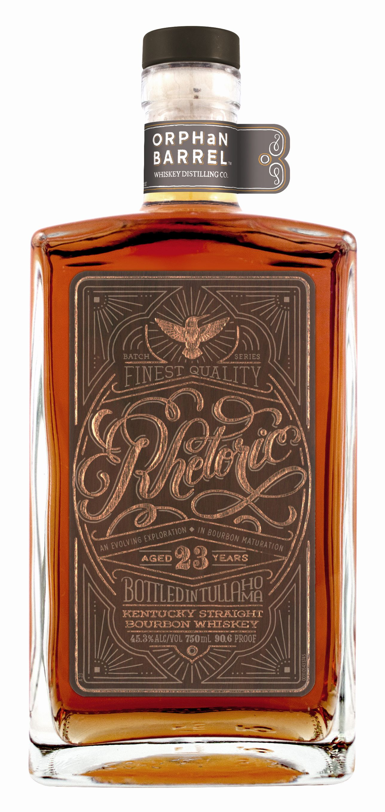 Rhetoric Orphan Barrel 23-Year-Old