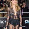 Cara Delevingne attends the GQ men of the year awards at The Royal Opera House