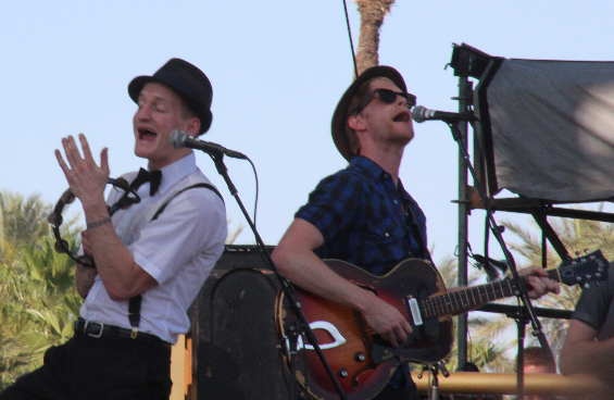 Coachella 2013: The Lumineers