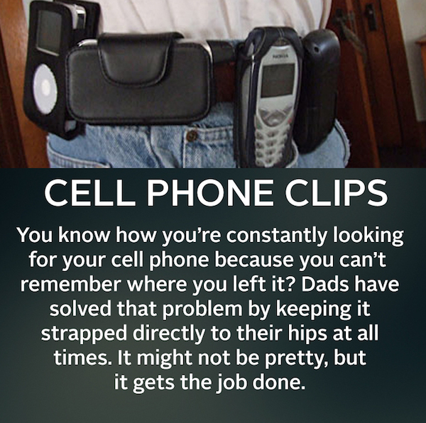 Cell Phone Clips
