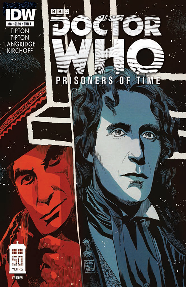 Dr. Who: Prisoners of Time #8