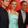 "New York Premiere of ""Don Jon"" - red carpet arrivals at the ""SVA"" theater"