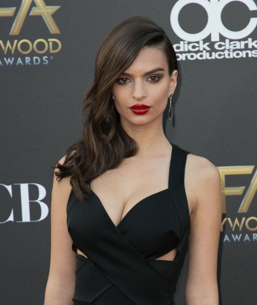 18th Annual Hollywood Film Awards at the Hollywood Palladium - Arrivals Featuring: Emily Ratajkowski Where: Los Angeles, California, United States When: 14 Nov 2014 Credit: Brian To/WENN.com