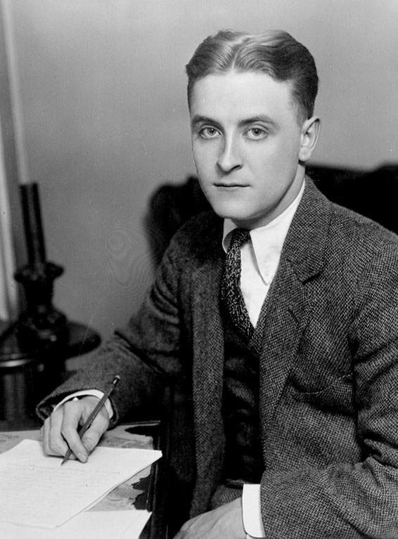 F. Scott Fitzgerald's List of 22 Essential Books