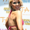 Bachelorette beach party hosted by 'The Real Housewives of Orange County' star Gretchen Christine Rossi at TAO Beach